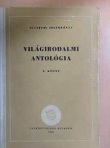 Aali Tokombajev - Világirodalmi antológia V. [antikvár]