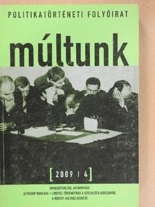Cseszka Éva - Múltunk 2009/4 [antikvár]