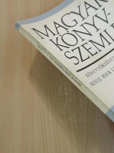 B. Juhász Erzsébet - Magyar Könyvszemle 1978/3-4. [antikvár]
