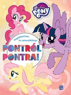 My Little Pony - Pontról pontra foglalkoztató- és színező