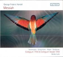 Handel - MESSIAH 2CD LUKS
