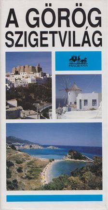 Forgács András - A görög szigetvilág [antikvár]