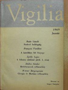 Áprily Lajos - Vigilia 1969. január [antikvár]