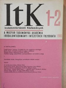 Apró Ferenc - Irodalomtörténeti Közlemények 1986/1-6. [antikvár]