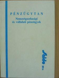 Balogh László - Pénzügytan IV. [antikvár]