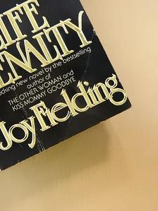 Joy Fielding - Life Penalty [antikvár]