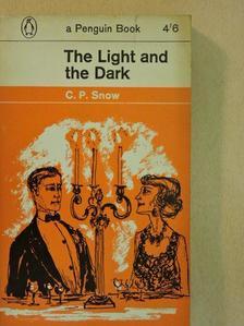C. P. Snow - The Light and the Dark [antikvár]