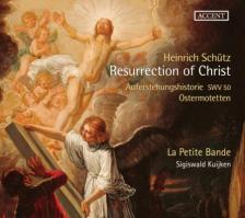 SCHÜTZ - RESURRECTION OF CHRIST CD KUIJKEN