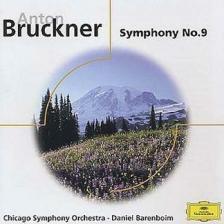 BRUCKNER - SYMPHONIE NR.9 CD BARENBOIM
