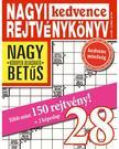 CSOSCH KIADÓ - Nagyi Kedvence Rejtvénykönyv 28.