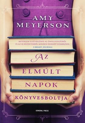 Amy Meyerson - Az elmúlt napok könyvesboltja [eKönyv: epub, mobi]