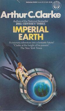 Arthur C. Clarke - Imperial Earth [antikvár]