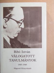 Bibó István - Válogatott tanulmányok II. [antikvár]