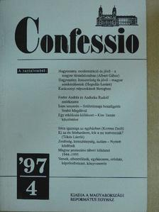 Albert Gábor - Confessio 1997/4. [antikvár]