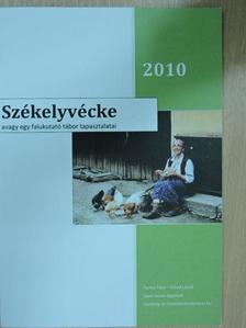 Bencze Szilva - Székelyvécke [antikvár]