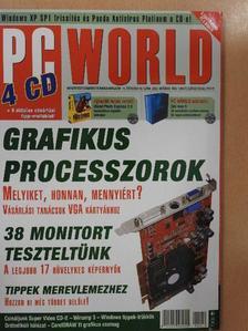 Bodnár Ádám - PC World 2002. október [antikvár]