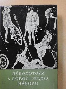 Hérodotosz - A görög-perzsa háború - Részletek [antikvár]