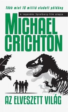 Michael Crichton - Az elveszett világ [eKönyv: epub, mobi]