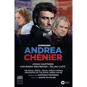 GIORDANO - ANDREA CHÉNIER DVD KAUFMANN