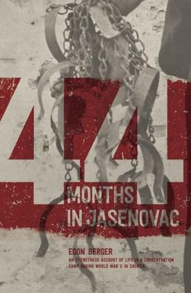 Berger Egon - 44 Months in Jasenovac [eKönyv: epub, mobi]