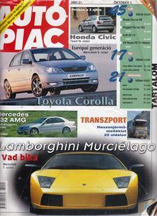 Tóth Zoltán - Autópiac 2001/21 [antikvár]