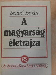Szabó István - A magyarság életrajza [antikvár]