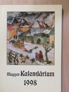 Solymár József - Magyar Kalendárium 1998 [antikvár]