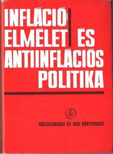 Csikós-Nagy Béla - Inflációelmélet és antiinflációs politika [antikvár]