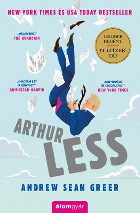 Andrew Sean Greer - Arthur Less [eKönyv: epub, mobi]