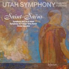 SAINNT- SAENS - SYMPHONY NO 2 IN A MINOR CD FISCHER