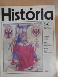A. M. Szamszonov - História 1987/5-6. [antikvár]
