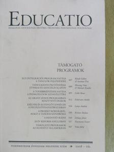 Fehérvári Anikó - Educatio 2008. tél [antikvár]
