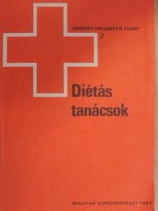Dr. Rigó János - Diétás tanácsok [antikvár]