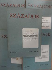 A. R. Korszunkszkij - Századok 1978. (nem teljes évfolyam) [antikvár]