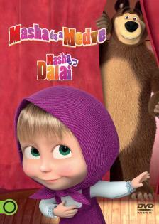 MASHA ÉS A MEDVE - MASHA DALAI DVD