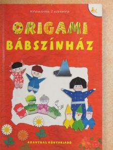 Origami bábszínház [antikvár]
