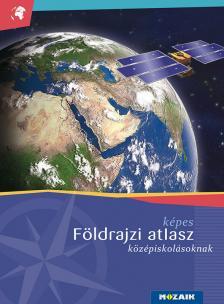 MS-4109U Képes földrajzi atlasz középiskolásoknak