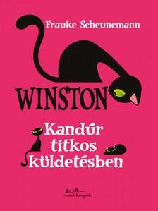 Frauke Scheunemann - Winston 1. - Kandúr titkos küldetésben  [eKönyv: epub, mobi]