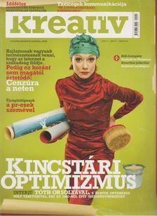 Szigeti Péter - Kreatív 2010. 11. [antikvár]