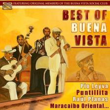 BUENA VISTA - BEST OF BUENA VISTA LP