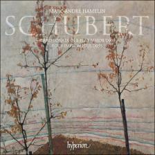 SCHUBERT - PIANO SONATA IN B FLAT MAJOR CD HAMELIN