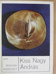 Nagy Ildikó - Kiss Nagy András [antikvár]