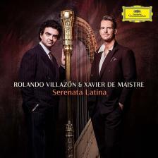 AGUIRRE, TRAD... - SERENATA LATINA CD ROLANDO VILLAZÓN & XAVIER DE MAISTRE