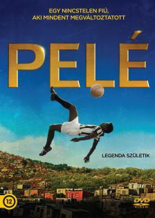 PELÉ - LEGENDA SZÜLETIK DVD