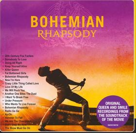 Queen - BOHEMIAN RHAPSODY FILMZENE - CD