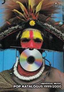 OLÁH ISTVÁN - Universal Music pop katalógus 1999/2000 [antikvár]