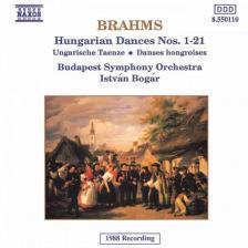 BRAHMS... - HUNGARIAN DANCES CD