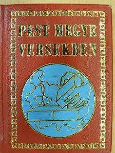 Áprily Lajos - Pest megye versekben (minikönyv) [antikvár]