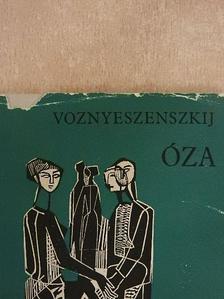 Andrej Voznyeszenszkij - Óza [antikvár]