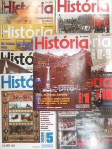 Glatz Ferenc - História 2006/1-10. [antikvár]